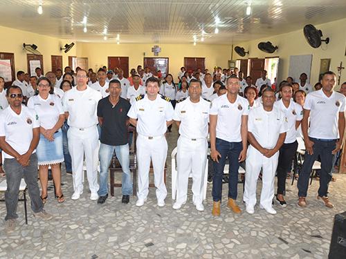 Agência Fluvial de Bom Jesus da Lapa realiza cursos de formação de aquaviários