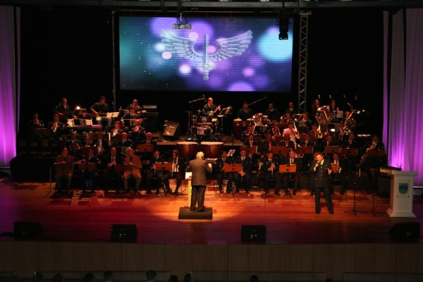 Bandas de Música da FAB realizam concertos pelo País