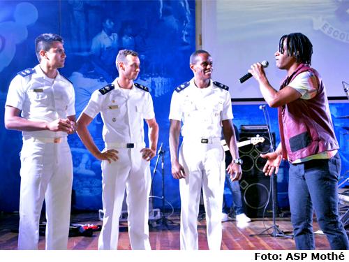Escola Naval realiza Festival Interno da Canção e Encerramento do Ano Cultural