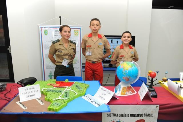 Colégio Militar Belém participa da Olimpíada Brasileira de Robótica (OBR)