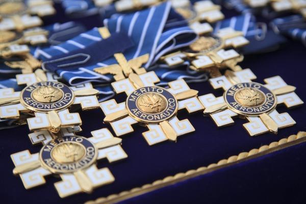 Cerimônia militar comemora data máxima da FAB