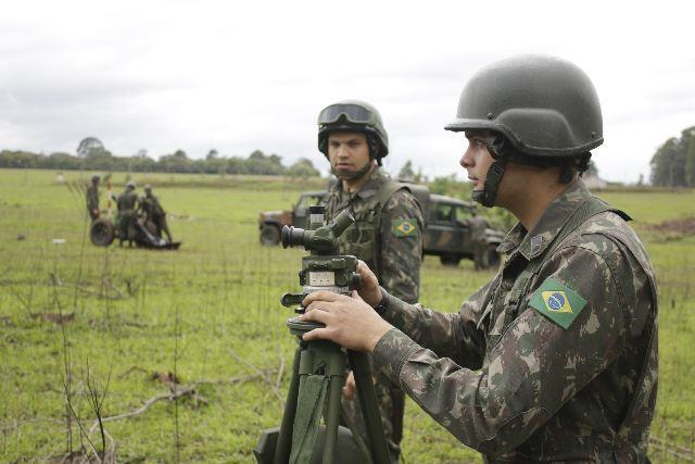 13º Batalhão de Infantaria Blindado realiza Operação Botuquara