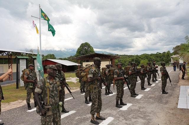 Programa Calha Norte visita Pelotões Especiais de Fronteira