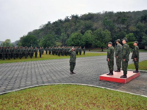 FFE realiza a Desativação do último Grupamento Operativo de Fuzileiros Navais – Haiti no Rio de Janeiro