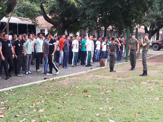 Posto de Recrutamento e Mobilização de Maceió desenvolve atividades voltadas ao Serviço Militar e à Mobilização de Recursos Humanos
