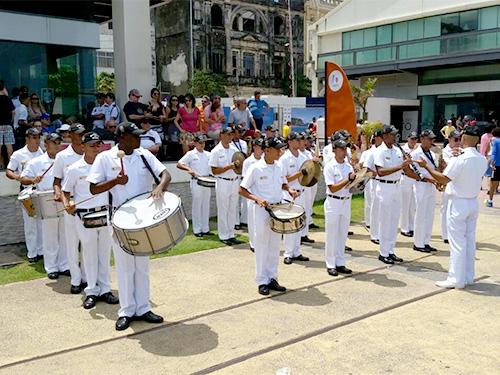 Escola de Aprendizes-Marinheiros de Pernambuco participa da XXIX Regata Recife – Fernando de Noronha