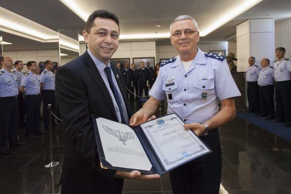 Secretaria de Economia, Finanças e Administração da Aeronáutica comemora 45 anos