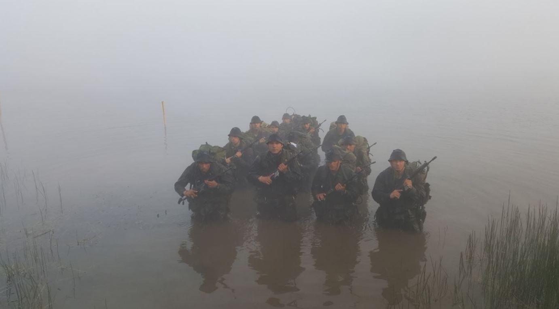 Inicia a segunda fase do Curso de Comandos da Força Aérea