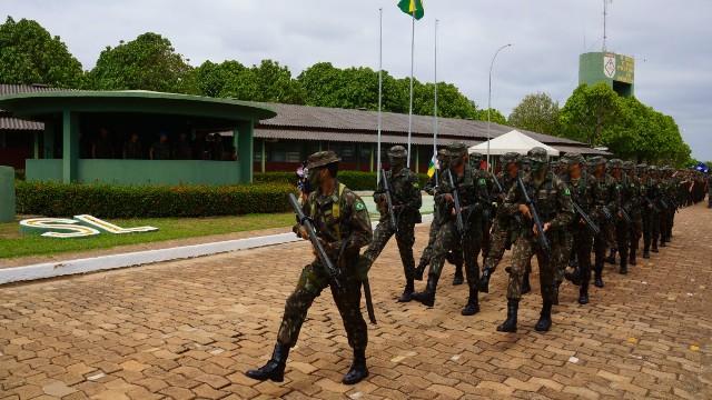 Término da MINUSTAH foi marcado por solenidade em Marabá que enalteceu atuação de militares brasileiros