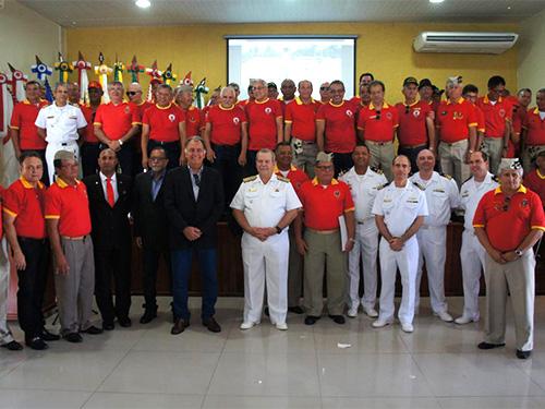 """EAMCE recebe o """"VII Encontro de Veteranos"""" do Nordeste"""