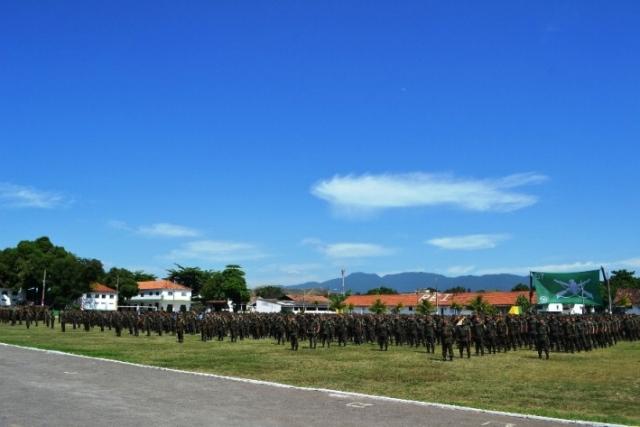 102 anos de criação da 9ª  Brigada de Infantaria Motorizada