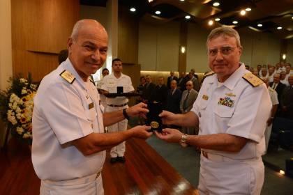 Corpo de Saúde da Marinha celebra seu 168º aniversário