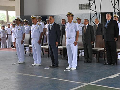 Centro de Instrução Almirante Alexandrino comemora 181 anos