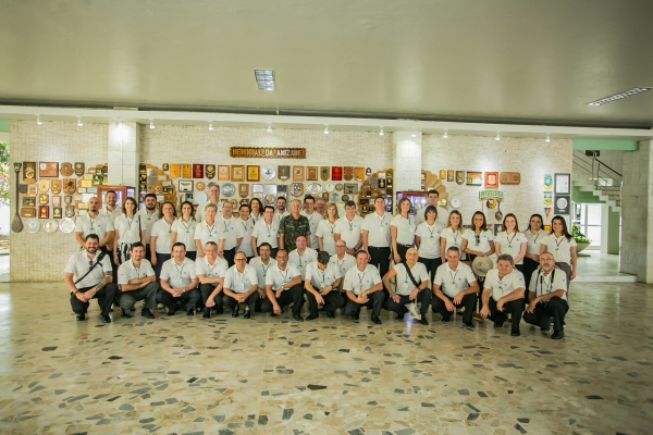Visita da ADESG de Caxias do Sul ao Comando Militar da Amazônia
