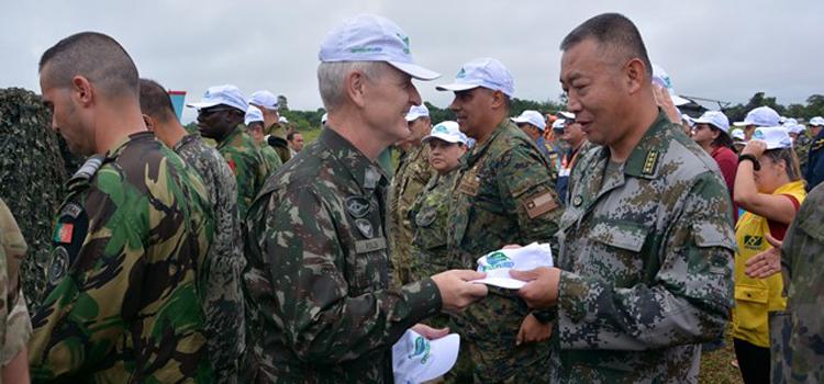AMAZONLOG: Começa em Tabatinga (AM) maior exercício de logística humanitária do Brasil