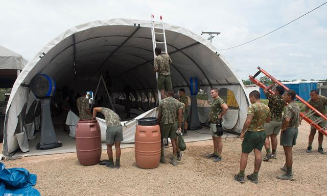 AMAZONLOG 17: Exercício multinacional interagências de logística humanitária entra na fase final de preparo