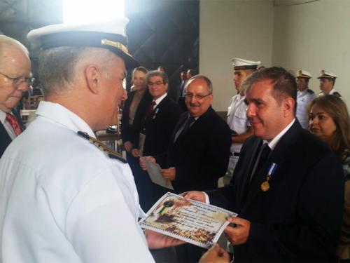 """CPPR celebra """"Dia Nacional do Amigo da Marinha"""""""