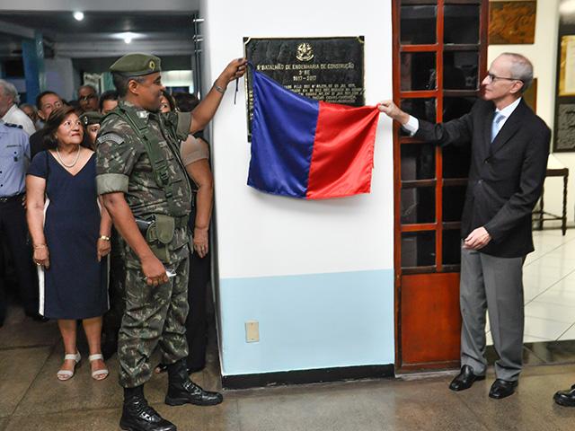 9º Batalhão de Engenharia de Construção: 100º aniversário, contribuindo para o desenvolvimento nacional