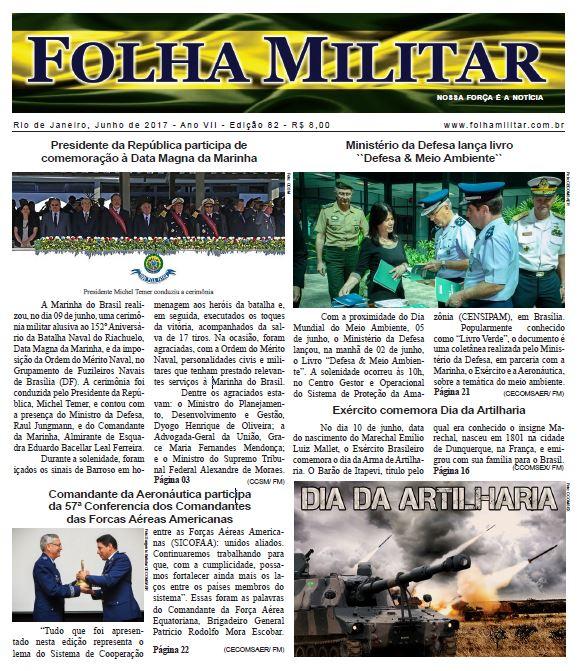 Folha Militar Edição n° 82