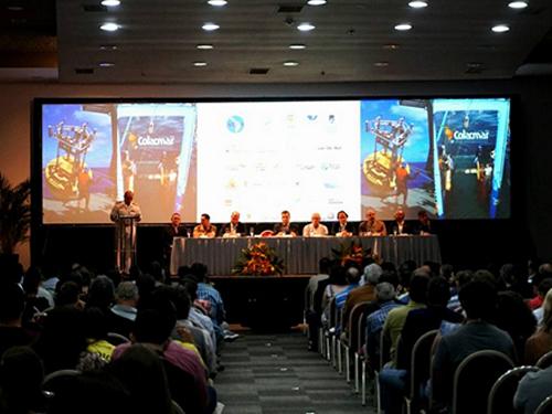 DHN apoia 17º Congresso Latino-Americano de Ciências do Mar