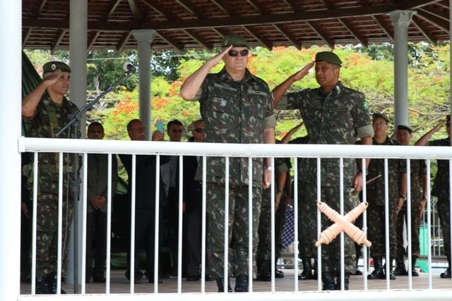 Dia do Material Bélico no Batalhão de Manutenção e Suprimento de Armamento