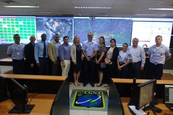 Centro de Gerenciamento de Navegação Aérea sedia encontro internacional