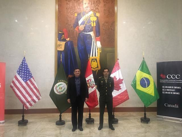 I Encuentro Internacional de Defensa, Seguridad y Medio Ambiente (EIDESEA)