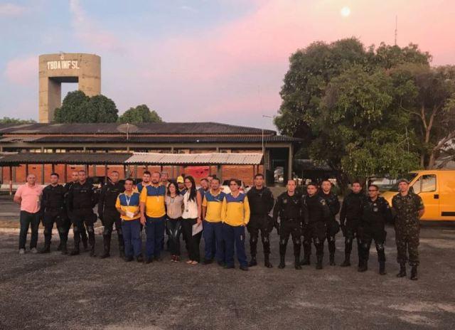 12º Batalhão de Suprimento realiza a guarda de provas do ENEM 2017