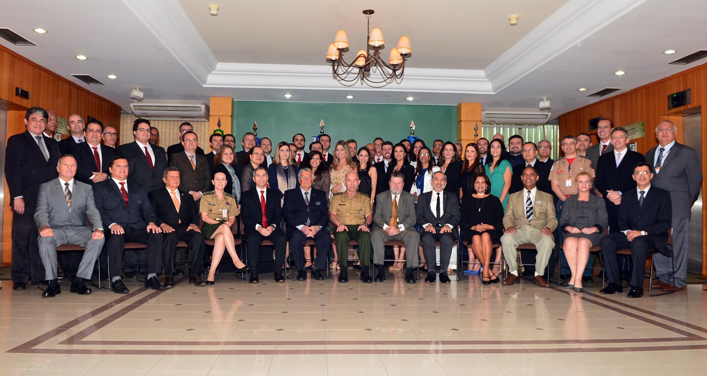 ESG Brasília realiza diplomação do Curso Superior de Política e Estratégia