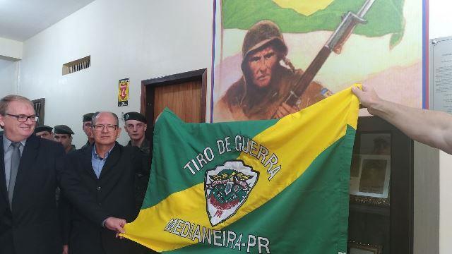 Inauguração do Memorial da Força Expedicionária Brasileira