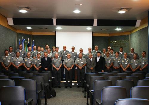 Marinha do Brasil realiza Reunião Nacional com os 27 Capitães dos Portos