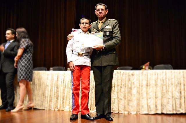 Premiação da Olimpíada Brasileira de Matemática das Escolas Públicas