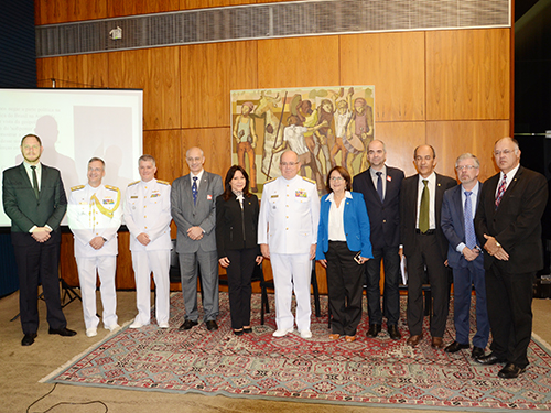 Frente do PROANTAR discute permanência do Brasil na Antártica