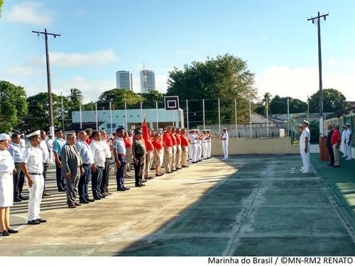 CPPE homenageia Veteranos da Marinha do Brasil