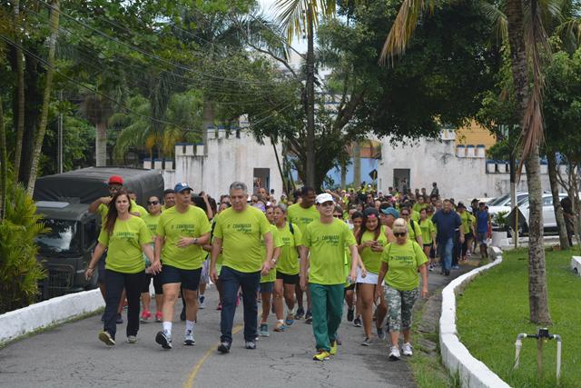 O 75º aniversário do Forte dos Andradas, com 2 mil pessoas em atividade ecológica, celebra nossas tradições
