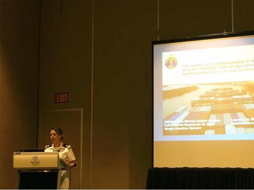 Marinha do Brasil participa de Conferência Internacional nos Estados Unidos