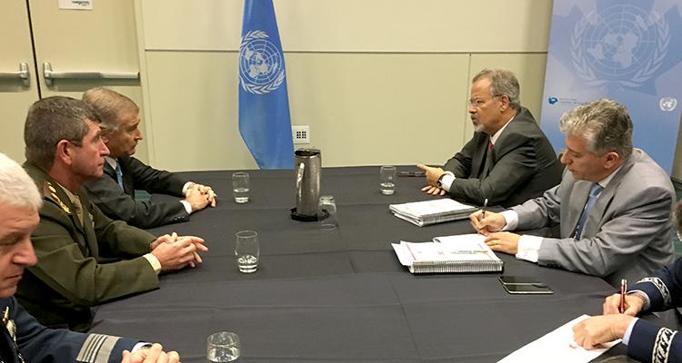 Brasil e Argentina discutem estratégias de combate ao crime organizado transnacional