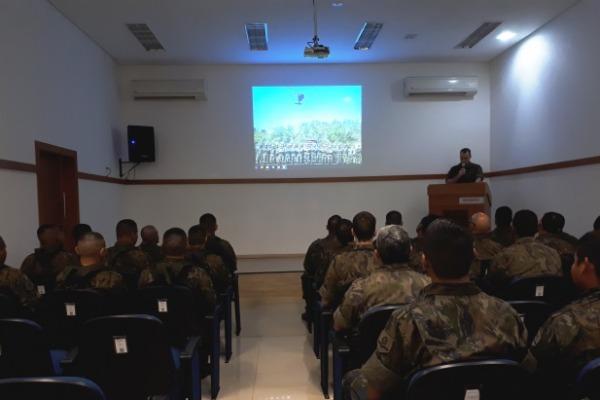 Militares realizam Curso de Remuniciador do Sistema Antiaéreo IGLA-S