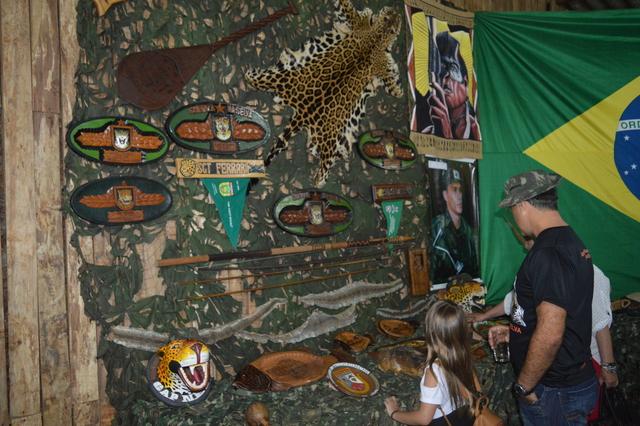 3º Encontro dos Guerreiros de Selva da Guarnição de Porto Alegre