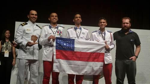 Colégio Militar de Manaus conquista 1º lugar na FETEC MS 2017