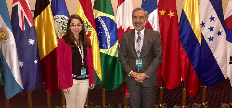 MD do Brasil participa de seminário internacional sobre a participação das mulheres nas Forças Armadas