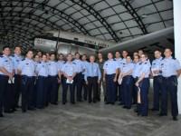 oficiais do paraguai