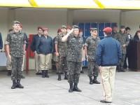 posse novo colegio militar