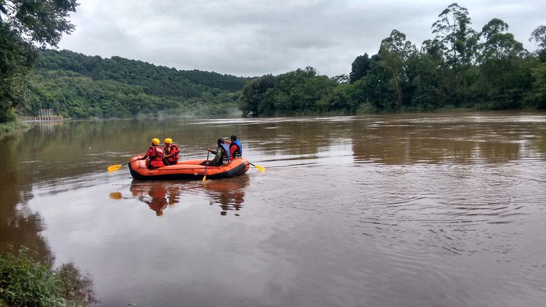 Comando do 8º Distrito Naval integra operações de Busca e Salvamento no sudoeste do estado do Paraná