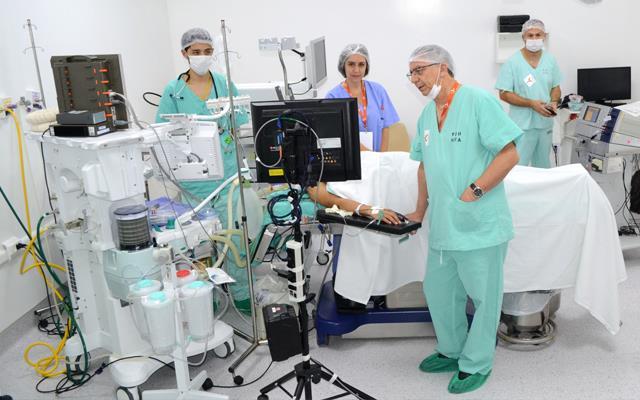 XVI Semana Brasileira do Aparelho Digestivo tem início no Hospital das Forças Armadas