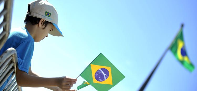 Solenidade de substituição da Bandeira Nacional dará início às comemorações da Semana do Marinheiro em Brasília