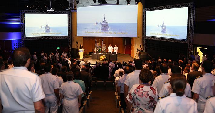 IV Simpósio de CT&I da Marinha promove a sinergia entre a Academia, Empresariado e Governo