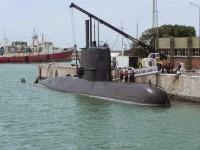 submarino argentino mb