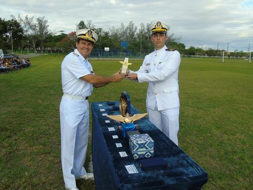 CIAAN realiza cerimônia de conclusão do Curso de Aperfeiçoamento de Aviação para Oficiais