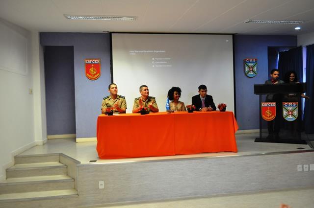 Colégio Militar de Salvador é palco de significativa integração cultural durante Simulação das Nações Unidas